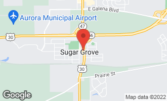 Map of Rt 47 & Harter Road SUGAR GROVE, IL 60554