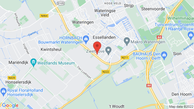 Nissan+Wateringen op Google Maps