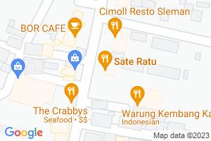 Google Map of sate ratu
