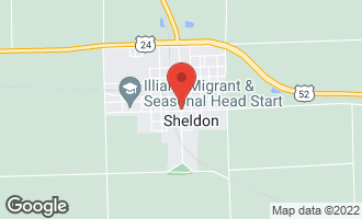 Map of Sec 24 Twp26n, R11 W SHELDON, IL 60966