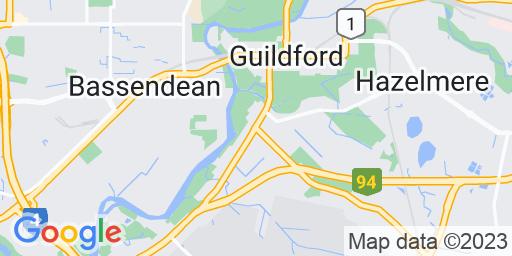 South Guildford, City of Swan, Western Australia, Australia