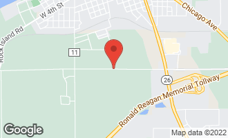 Map of tbd Bloody Gulch Road DIXON, IL 61021