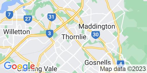 Thornlie, City of Gosnells, Western Australia, Australia