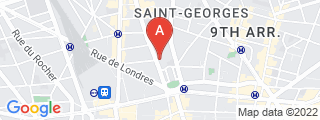 Plan - Afterwork Grenoble INP Alumni - Paris -
