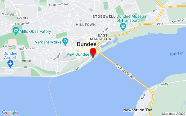 Google Map of va dundee