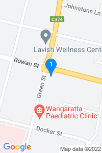 Google Map of wangaratta xray