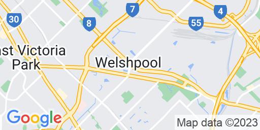 Welshpool, Town of Victoria Park, Western Australia, Australia