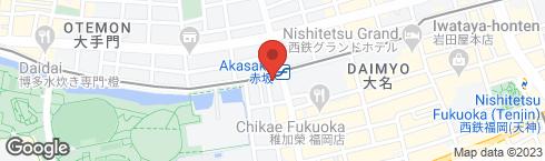 松下記念館 - 地図