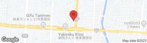たから 岐阜本店 - 地図