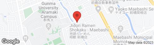 翔鶴 - 地図