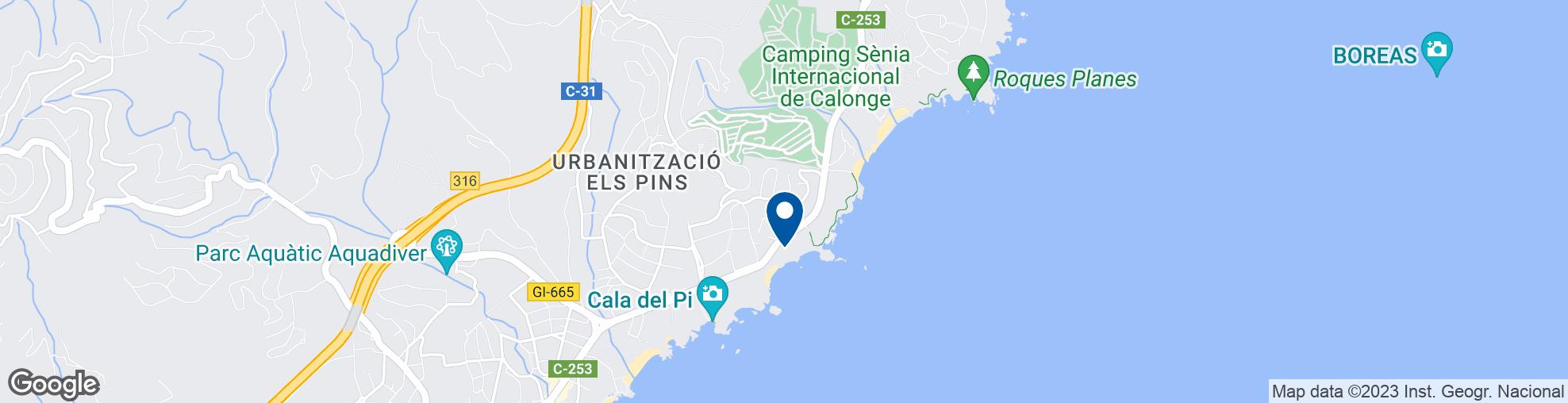Park Hotel San Jorge Playa De Aro
