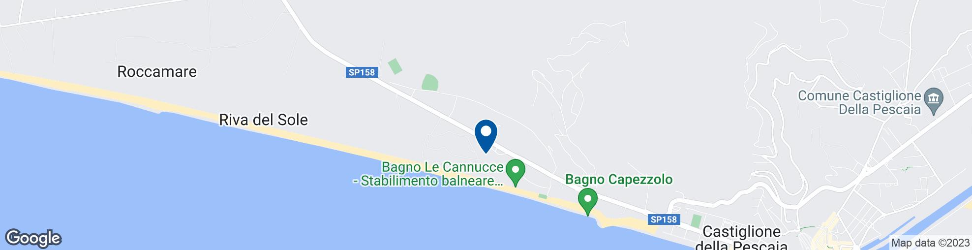Hotel Riva Del Sole Toscana Castiglione Della Pescaia Italien