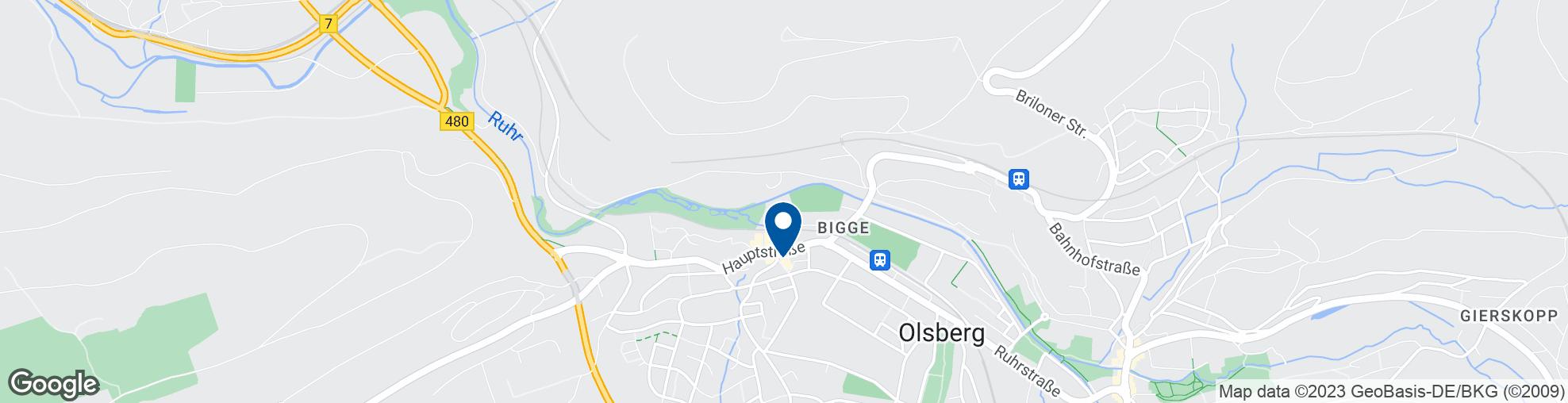 Hotel Bigger Hof In Olsberg
