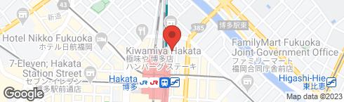 つづりCafe 博多マルイ店 - 地図