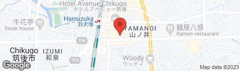 and喫茶 - 地図