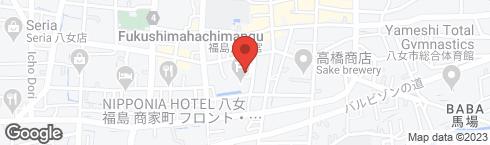 アオ・カフェ - 地図
