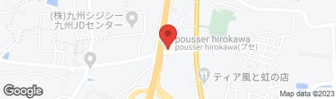 パティスリーカフェ プセ 広川店 - 地図