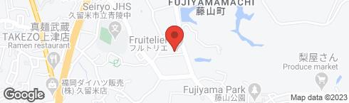 フルトリエ 中村果樹園 - 地図