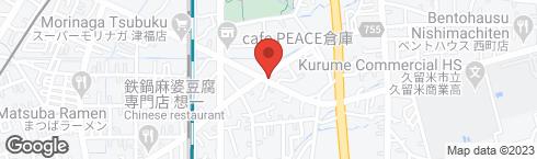 カフェ ピース倉庫 - 地図