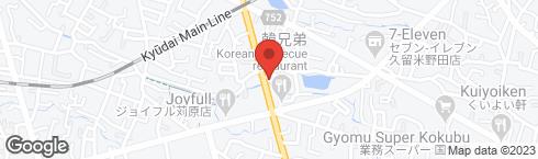 アズカフェ - 地図