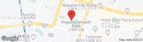 ニコ カフェ ナナオ - 地図