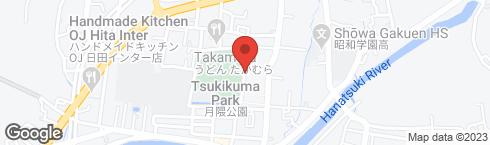 スロー カフェ 丸山店 - 地図