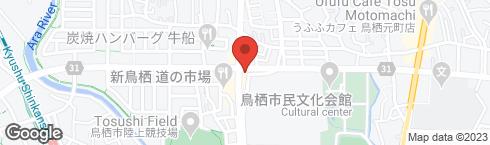カフェ・ド・ブルー - 地図