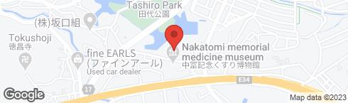 ハナカフェ - 地図