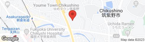 Rcafe ゆめタウン筑紫野店 - 地図