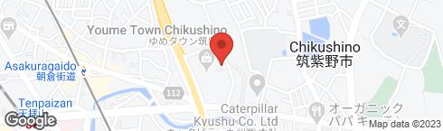 ブルプル ゆめタウン筑紫野店 - 地図