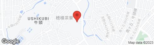 穂積茶寮 - 地図