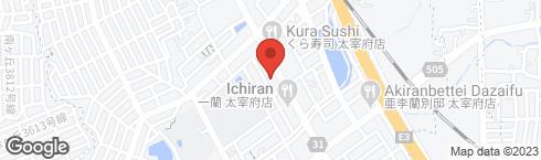 むさしの森珈琲 太宰府向佐野店 - 地図