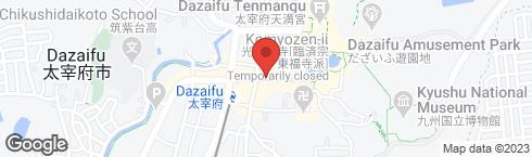 Cafe 白梅 - 地図