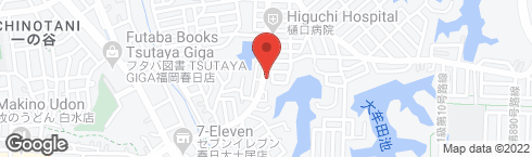 アベニュー - 地図