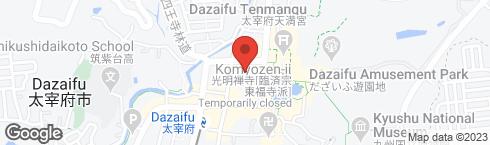 連歌屋珈琲 - 地図