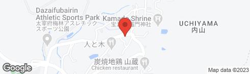 人と木 - 地図