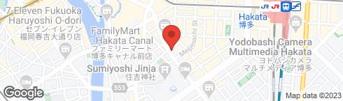 ポエジー珈琲館 - 地図