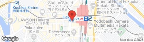 レック コーヒー 博多マルイ店 - 地図