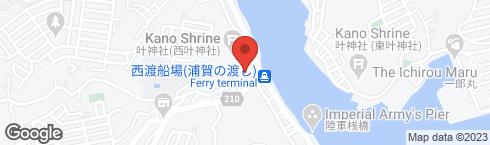 精栄軒 - 地図