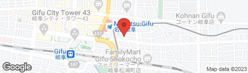 ビストロ野咲 - 地図