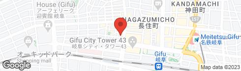 Good Dish & Wine 33バル - 地図