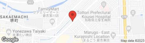 拉麺 やまねこ - 地図