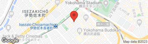 季らら Yokohama - 地図