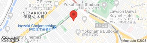 秋田大衆割烹料理 米代 - 地図