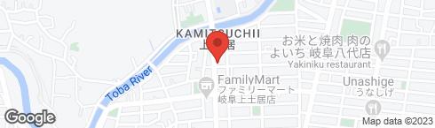 メリー バッジ - 地図