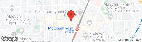 とよんちのたまご 元住吉店 - 地図