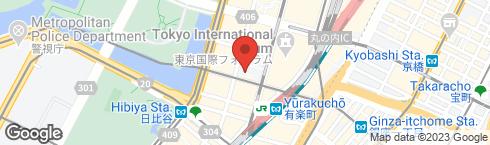 ラ・メゾン・デュ・ショコラ 丸の内店 - 地図