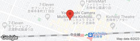 リンツショコラカフェ 吉祥寺店 - 地図