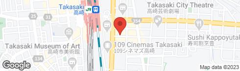 GARDEN PARTY cafe + kitchen - 地図
