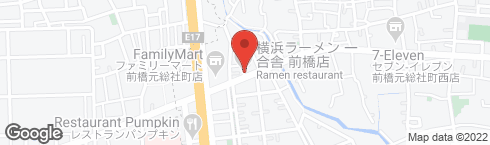 一合舎 前橋店 - 地図